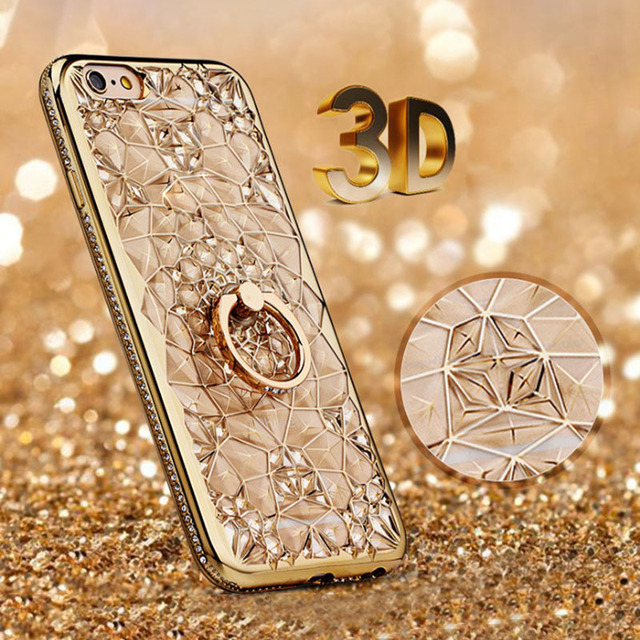 Thbelieve For Iphone 8 Plus Case Luxury Rhinestone Phone Covers...