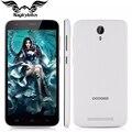 Doogee y100 plus 5.5 pulgadas hd teléfono móvil android 5.1 mtk6735 Quad Core 2G RAM 16G ROM 13.0MP Cámara 4G FDD-LTE Celular teléfono