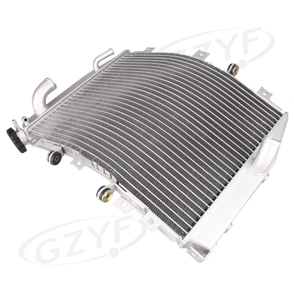 Aluminum Motorcycle Cooler Radiator For Kawasaki 2004 2005 NINJA ZX10R, China Motorcycle Parts and Accessories