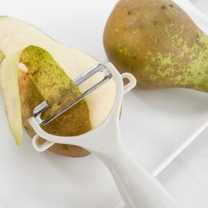 Image 4 - Youpin Mijia Youpin الأردن و جودي أداة تقشير البطاطس فاكهة من الفولاذ المقاوم للصدأ مقشرة الخضار مقشرة سكين التخطيط
