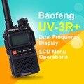 Горячая продажа BaoFeng Мини Pocket радио УФ-3R + handheld двухстороннее радио УФ-3R + Плюс Бесплатная доставка Walkie Talkie