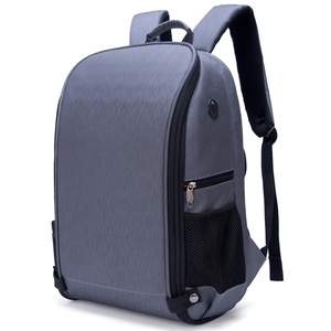 Image 2 - Stylish Photography Waterproof Backpack Camera DSLR Shoulders Bag Nylon Case fit 15.6inch Laptop Tripod Travel Outdoor SLR Bags