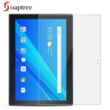 Soaptree Tempered Glass For Lenovo Tab 4 7304 7504X 7.0 8.0 Tablet Screen Protectors Flim