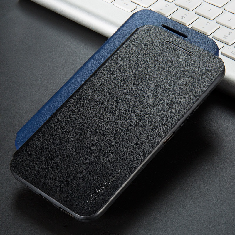 imágenes para X-LEVEL para HTC 10/10 Estilo de Vida Delgada Con el Soporte Caja Del Teléfono de Cuero con el Soporte para HTC 10 de Cuero Bolsa de La Cubierta
