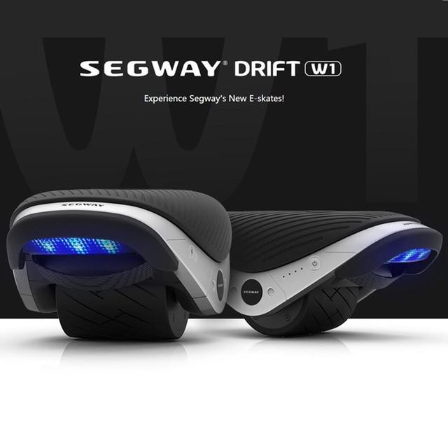 Оригинальный Ninebot Segway Drift W1 электрический скутер балансируя Скутер Ховерборда обновления от Xiaomi скутер mijia