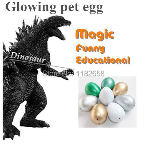 Novelty Magic Animal Egg Growing Up Pet Expansion ...