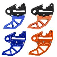 CNC Caliper Support Rear Brake Disc Guard For KTM 125 200 250 300 390 450 500 525 530 SX SXF EXC EXCF XCW XCFW XC XCF 2004 2019