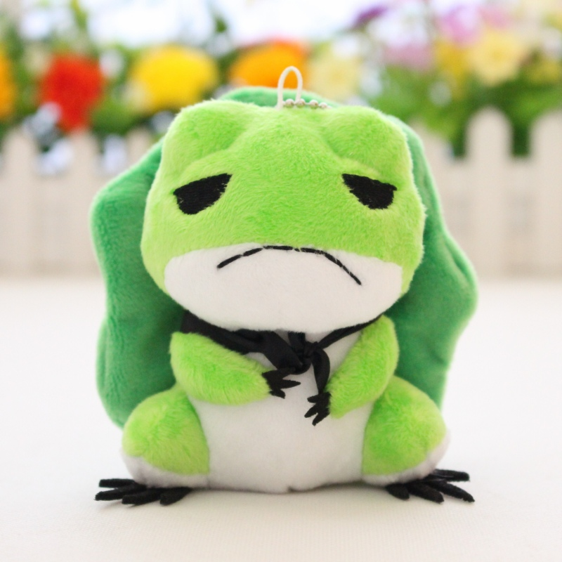 Costumes & Accessories Faithful Travel Frog Cospaly Game Plush Toys Small Ornaments Anime Toy Doll 12cm Tall Agreeable To Taste