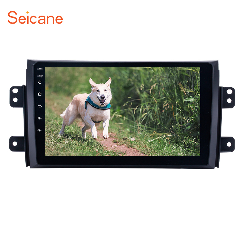 Seicane Android 7 1 8 1 9 2Din GPS Head Unit Car Radio Multimedia Player For
