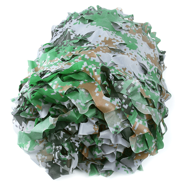 Couverture Camouflage filets de camouflage 1.5 m x 4 m multi couleurs militaire de