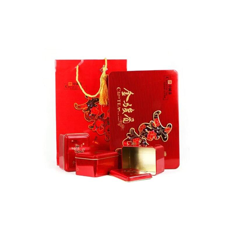 5pcs / set čaj aluminija sladkarije tin skladiščenje darilo - Organizacija doma