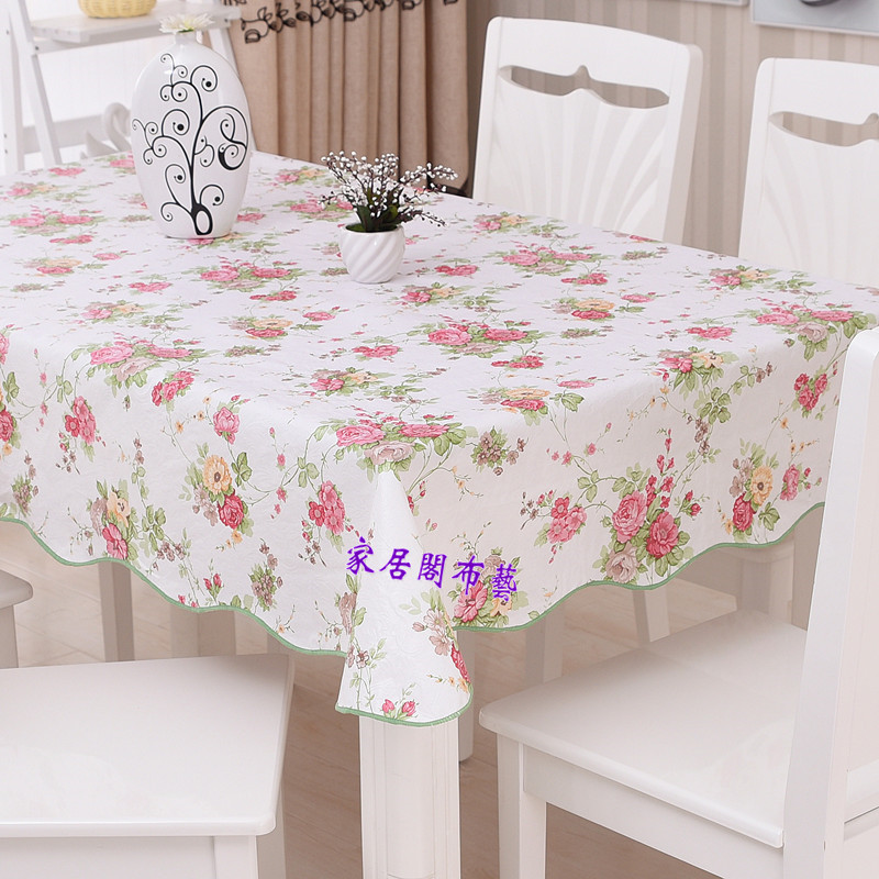 Superbe Waterproof U0026 Oilproof Wipe Clean PVC Vinyl Tablecloth Dining Kitchen Table  Cover Protector OILCLOTH FABRIC COVERING In Tablecloths From Home U0026 Garden  On ...