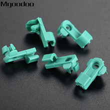 Mgoodoo 50Pcs Auto Door Lock Rod Clip Side Fastener Retaining For Honda Plastic Clips 72116-SV4-003