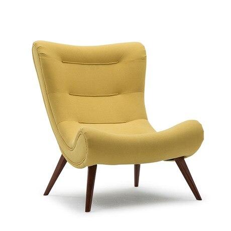 Couches Chair Furniture Sofas Recliner Living-Room Nordic Salon Divano Sale Single
