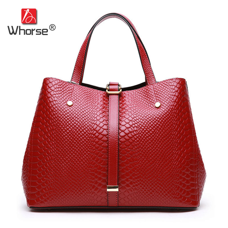 Luxury Serpentine Genuine Leather Satchel Bag Womens Cowhide Handbag Designer Crossbody Shoulder Messenger Bags For Women W08770 contact s crossbody bags for women messenger bags genuine leather handbag designer large capacity shoulder bag womens bag red