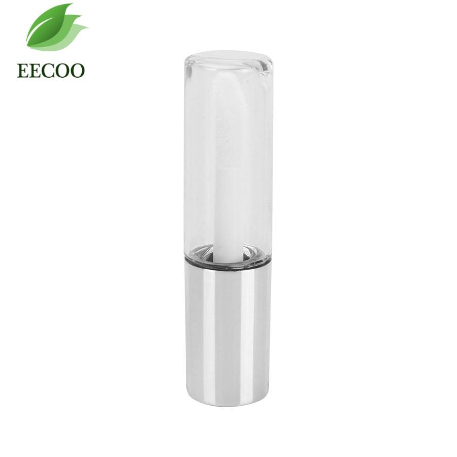 2017 New 45pcs/Lot 1.2 ml Pretty Empty Clear Lip Gloss Tube Lip Balm Bottle Container Beauty Tool Mini Sample Twist Tube Caps  недорого
