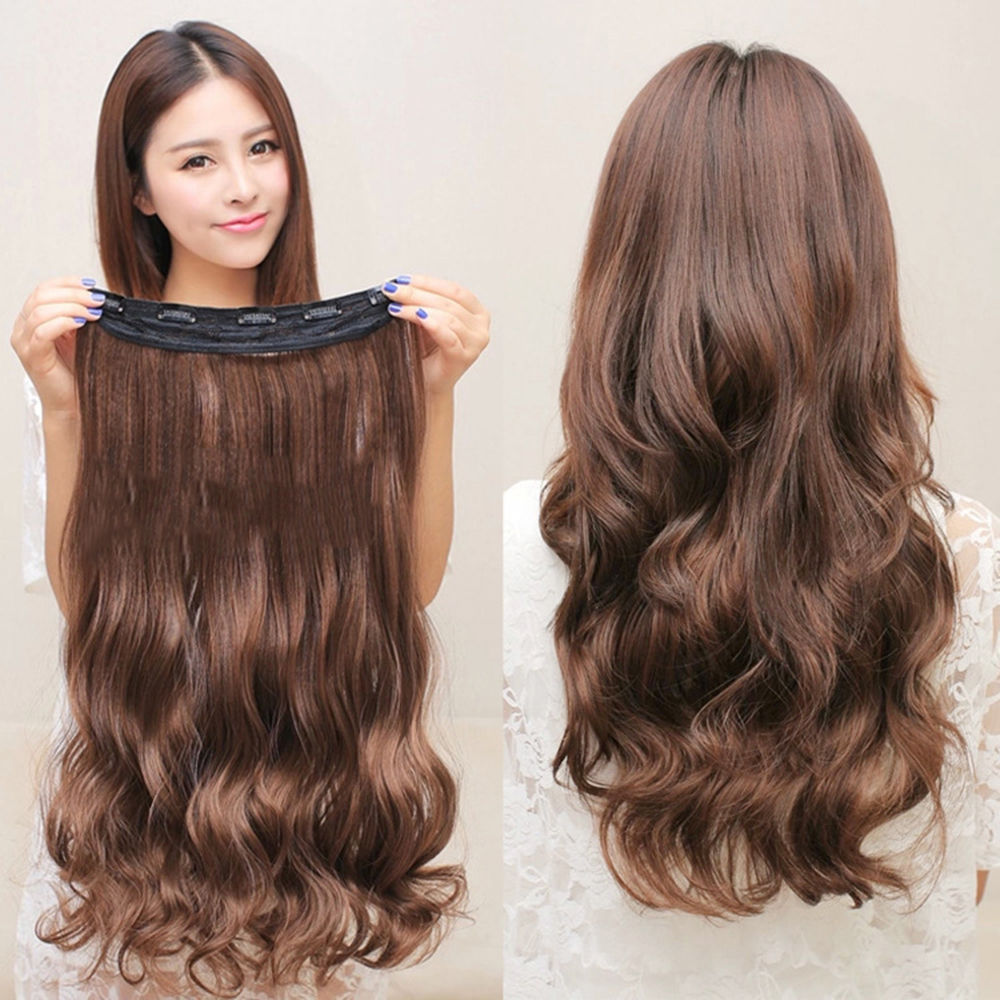 Online get cheap human and synthetic wig aliexpress alibaba flaxen clip hair extensions long curly human hair extensions synthetic wig editing toolschina pmusecretfo Gallery