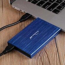 """HDD 2,"""" внешний жесткий диск 500 Гб/750 Гб/1 ТБ/2 ТБ жесткий диск hd externo disco duro externo жесткий диск"""