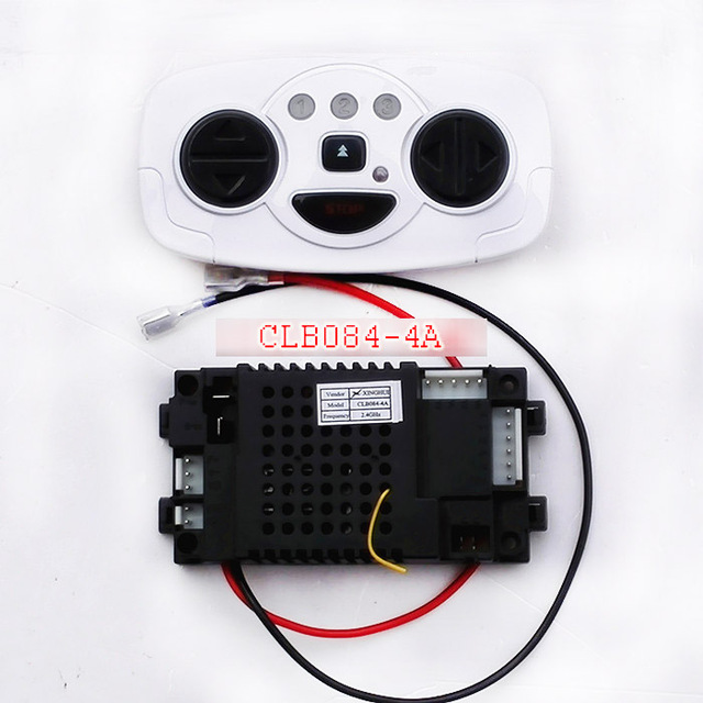 Kids Electric Ride On Car Parts 24g Bluetooth Remote Control Or