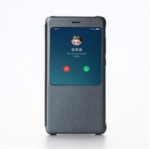 Image 5 - 100% Original Xiaomi Redmi Note 4x Case PU leather flip Case for Xiaomi redmi note 4x 4 X Cover ,Genuine xiaomi brand  5.5inch