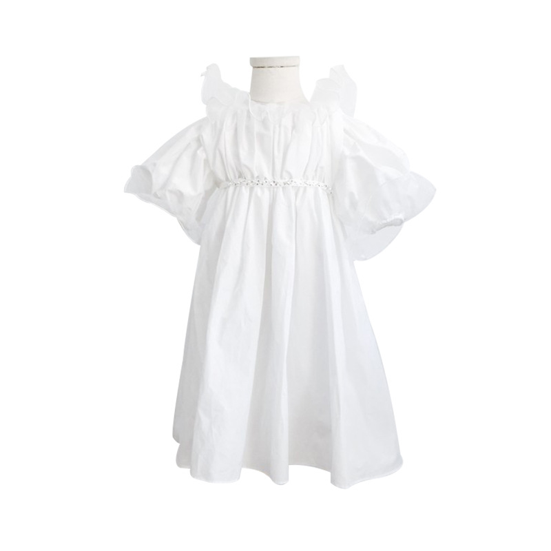 2019 summer new arrival stage skirt dresses kids dresses for girls princess dress girls plaid dress