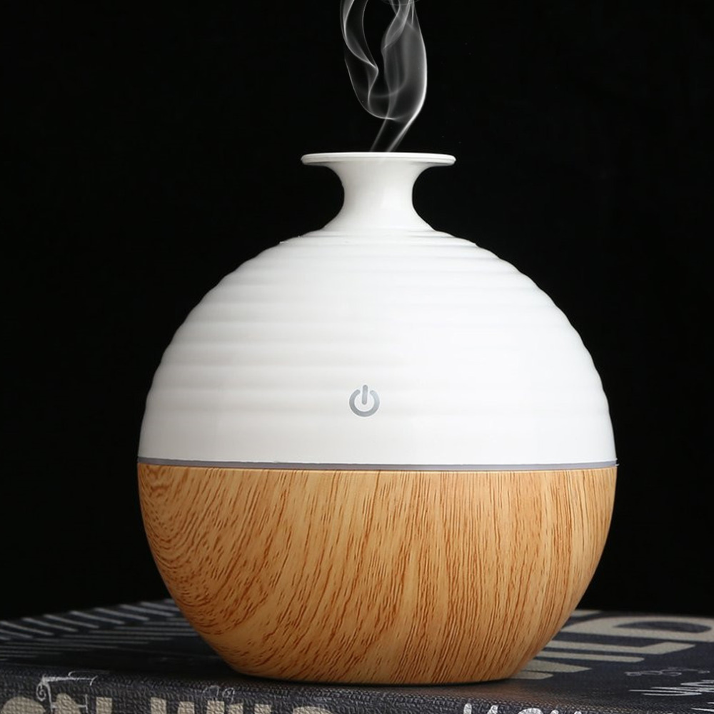 Aroma Essential Oil Diffuser 120ML Air Humidifier Aroma Lamp Aromatherapy USB Ultrasonic Aroma Diffuser Mist Maker ultrasonic humidifier aromatherapy ionizer anion atomizer 200ml diffuser humidifier mist maker essential oil diffuser aroma lamp