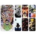 Anime Naruto Sasuke Minato teléfono casos de la cubierta para Apple iPhone 7 7 Plus 6 6 s Plus SE 5S X XR XS MAX Naruto cubierta dura de la pc del caso