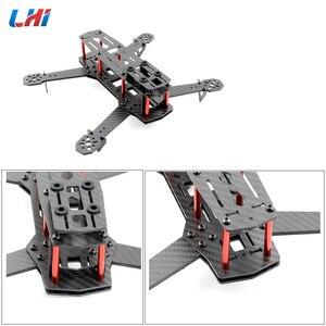 Image 2 - Qav250 quadrocopter zmr250 3 k 탄소 섬유 4 축 250mm fpv 250 quadcopter 미니 프레임