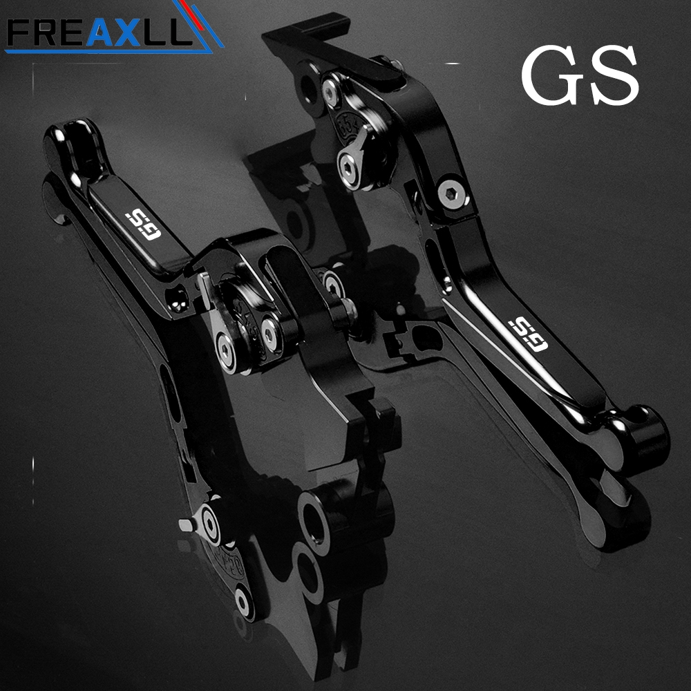 For BMW F650GS G650GS F700GS F800GS R1200GS CNC Motorbike Levers Motorcycle Brake Clutch Levers Foldable Extendable Adjustable