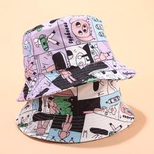 Милая шляпа-ведро со Свинкой для женщин и девочек, рыбацкая шляпа, Панама, Боб, летняя шляпа от солнца, прекрасный подарок для подруги