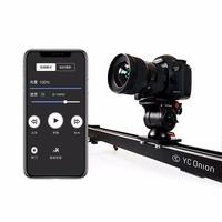 SLR electric slider dolly track electronic stepping time delay for dslr camera with focus professional APP