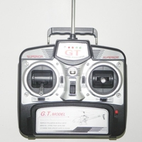 GT Model QS8006 134cm RC Helicopter Spare Parts 27mhz Remote controller Transmitter New version