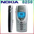 8250 Оригинальный Разблокирована NOKIA 8250 mobile телефон Dual band 2 Г GSM 900/1800 Классический Дешевый Сотовый телефон бесплатная доставка