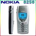 8250 abierto original nokia 8250 mobile teléfono de banda dual 2g gsm 900/1800 classic teléfono celular más barato envío gratis