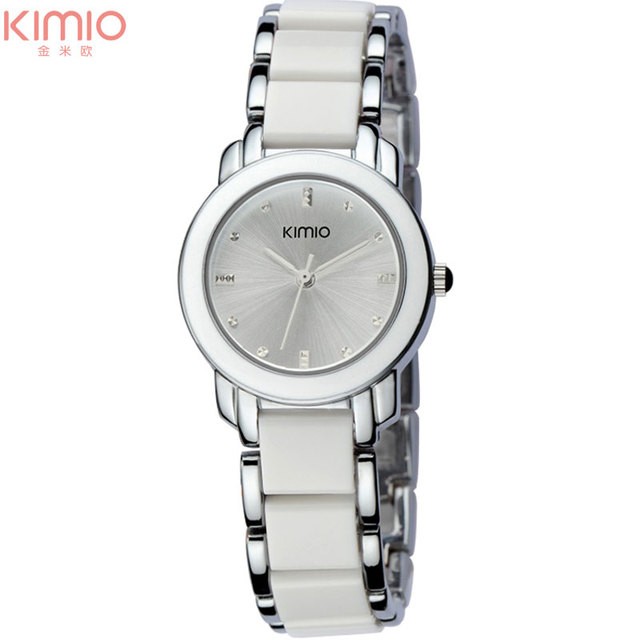women quartz watches fashion lady bracelet watches KIMIO brand 2017 gift clock d
