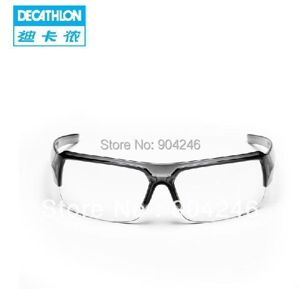 1d2885f470 Freeshipping DECATHLON Running windproof cycling sunglasses UV  interchangeable lenses ORAO