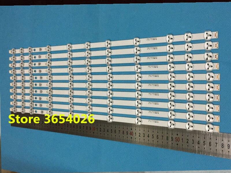 10pcs 32 inch LED Backlight for LG Sharp 32 TV 32D1334DB LC32LD145K VES315WNDL 01 VES315WNDS 2D