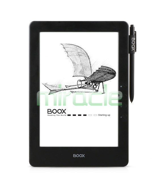ONYX BOOX N96ML front light 9.7 inch touch screen e book reader android 4.0 electromagnetic WIFI +bluetooth e-book reader