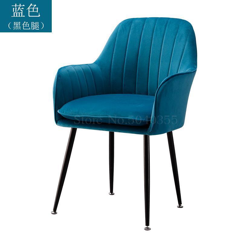 Современный дизайн, мягкий обеденный стул, модный прозрачный стул для гостиной, отдыха, мебель, стул-Лофт - Цвет: VIP 12
