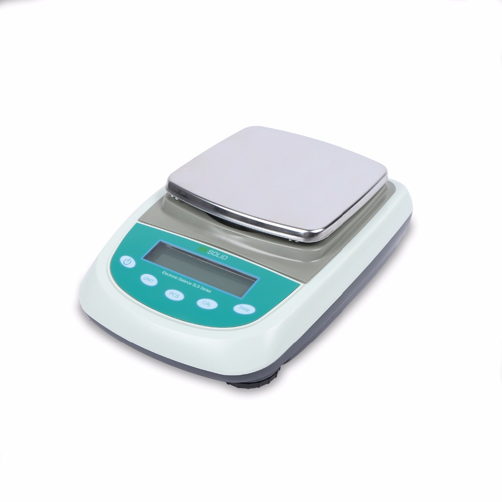 3kg x 0.1g Electronic Balance Scale LCD Battery Precision Weight 2000g x 0 01g electronic balance scale lcd battery precision weight