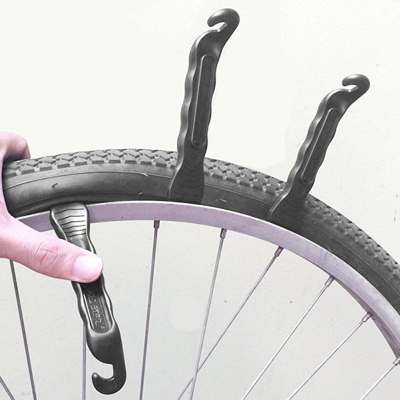 Bicicleta Acero Neum/ático Cuchara Barra de Palanca Palanca de neum/ático Abridor Ciclismo Reparaci/ón Kit de Herramientas Accesorios Herramienta de reparaci/ón de Bicicleta de monta/ña