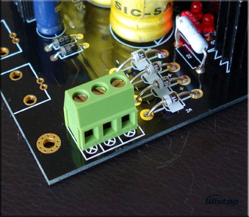 US $66 9 |Transistors Preamp HIFI Pre amplifier PCBA Board Kits Mark JC2  JFET Fully Symmetrical Differential Input Class A Amp DIY Audio-in  Amplifier