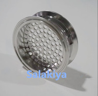 Sanitary Filter Plate 3(76mm) OD91 Tri clamp Filter Plate For Homebrew Stainless Steel 304