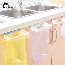 FHEAL Cute Panda Garbage Bag Hanging Holder Kitchen Cupboard Door Rubbish  Bag Stent Towel Stand Bathroom