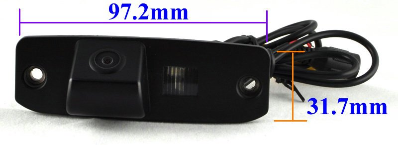 WIFI camera!!! SONY Chip Wireless Special Car Rear CAMERA for <font><b>Kia</b></font> Ceed Carens Opirus Mohave Rondo WIFI camera image