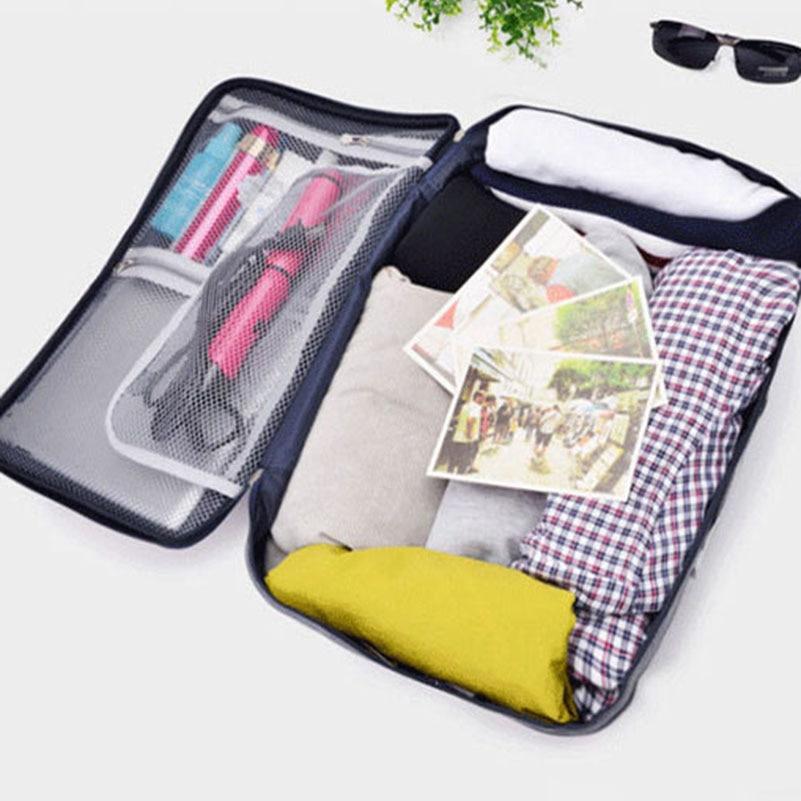 Nya multifunktions resväska Stor kapacitet axelväskor för kvinnor - Väskor för bagage och resor - Foto 4