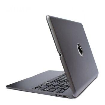 Witsp @ d для Apple iPad Pro 12,9 корпус клавиатуры, алюминиевый с подсветкой тонкий Bluetooth беспроводной Крышка клавиатуры с Powerbank 5200 мАч