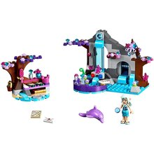 BELA Elves Naida's Spa Secret Building Blocks Kits Figure Model Toys Bricks Marvel minifigures compatible with legoe