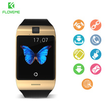 FLOVEME 2017 New C10 Bluetooth 3.0 Smart Watch Android 32 GB Sports Wristwatch Pedometer Sleep Monitoring Calories Calculation
