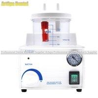 Portable Dental Medical Emergency Vacuum Phlegm Suction Unit Electric Dental Equipment